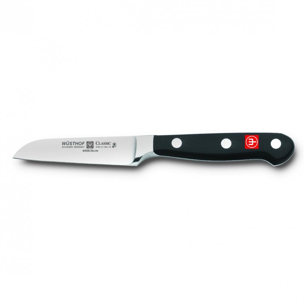 "3"" Flat Cut Paring Knife Classic"